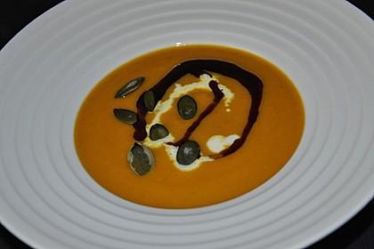 Kürbis-Apfel-Suppe 6