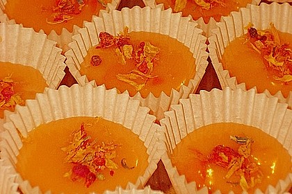 Orangentrüffel mit Lavendel 26