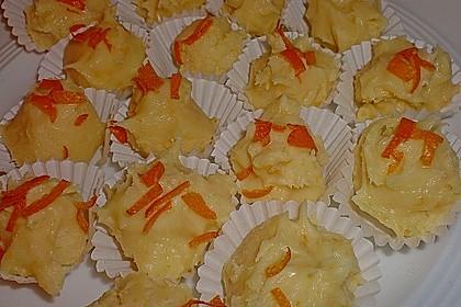 Orangentrüffel mit Lavendel 25