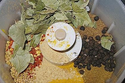 Curry - Gewürzmischung 5