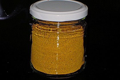 Curry - Gewürzmischung 6