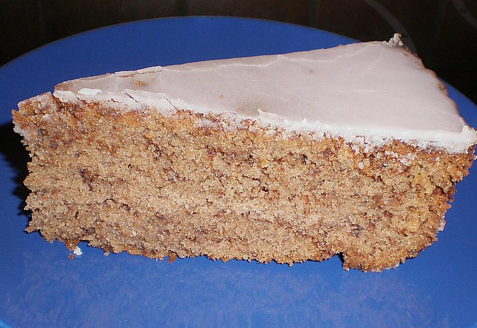 Rotweinkuchen Mit Rotwein Zuckerguss Von Esther1107 Chefkoch De