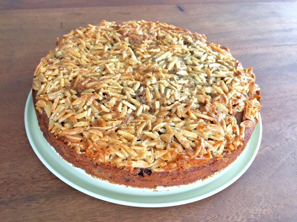 Butter Mandel Kuchen Von Ellipirelli33 Chefkoch De