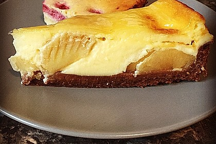 Apfel - Schmand - Kuchen 4