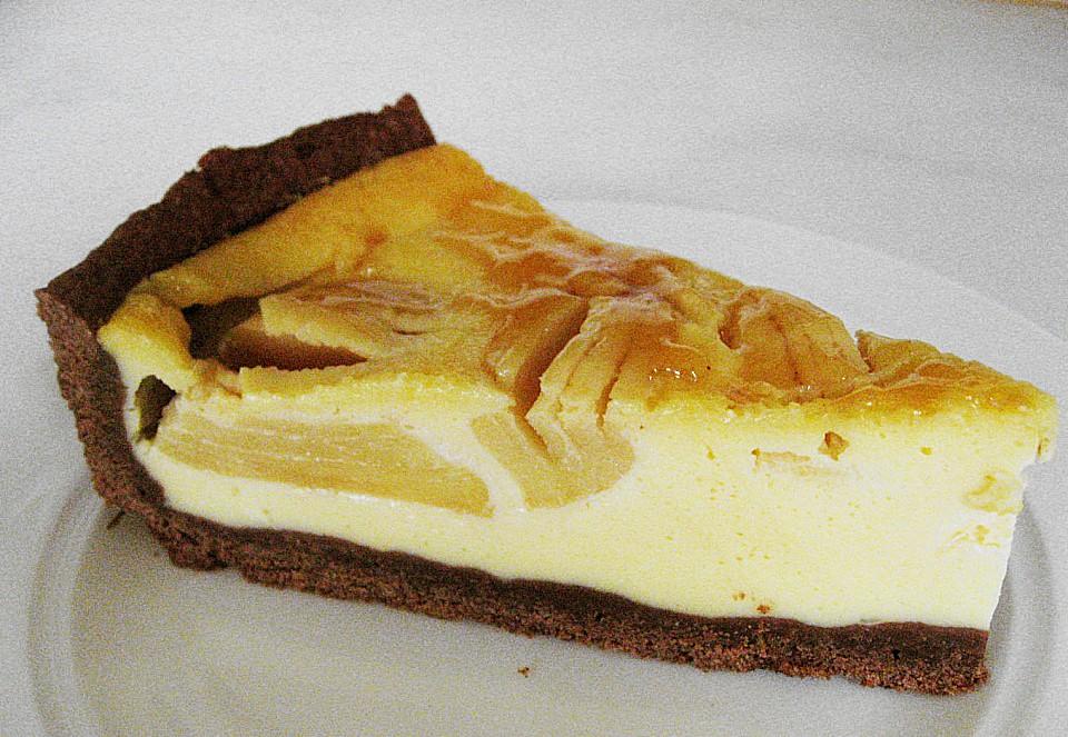Apfel Schmand Kuchen Von Angelika1m Chefkoch De