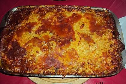 Grünkohl - Lasagne 4