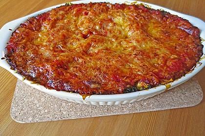 Grünkohl - Lasagne 1