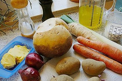 Steckrübeneintopf mit Gremolata 6