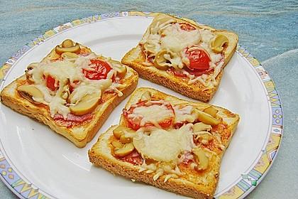 Pizza - Toast 1