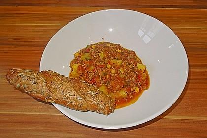 Bunter Fleisch-Kartoffel Topf - Bauerneintopf 8