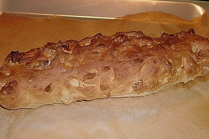 Walnuss - Baguette mit Chili 4