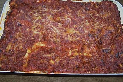 Gemüse - Lasagne 2