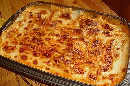 Gemüse - Lasagne