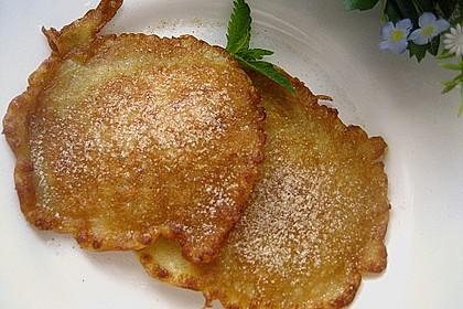 Apfel - Pfannkuchen 9