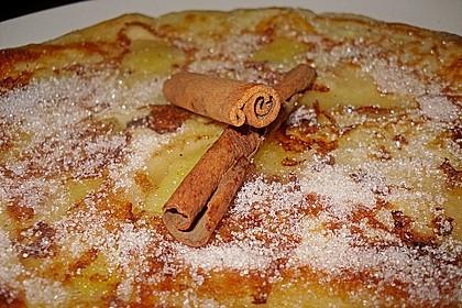 Apfel - Pfannkuchen 6