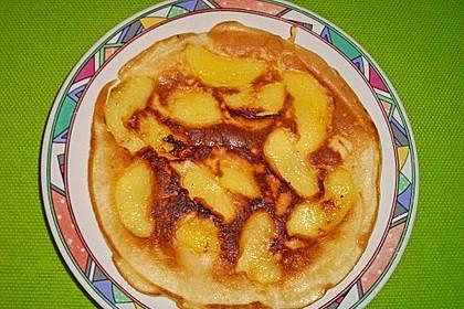 Apfel - Pfannkuchen 15