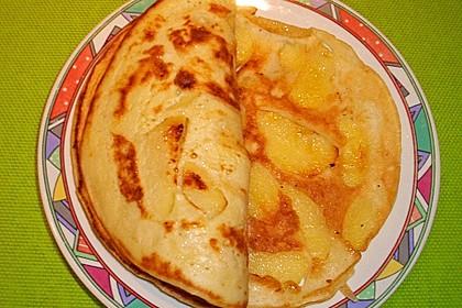 Apfel - Pfannkuchen 13