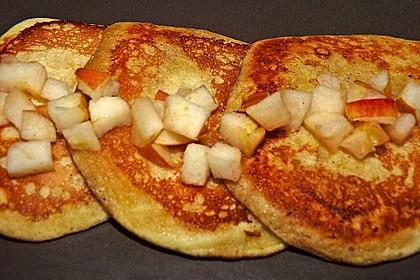 Apfel - Pfannkuchen 12