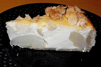 Birnen - Karamell - Käsekuchen 67