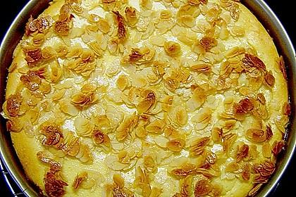 Birnen - Karamell - Käsekuchen 46
