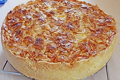 Birnen - Karamell - Käsekuchen 6