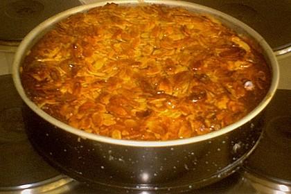 Birnen - Karamell - Käsekuchen 95