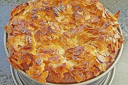 Birnen - Karamell - Käsekuchen 37