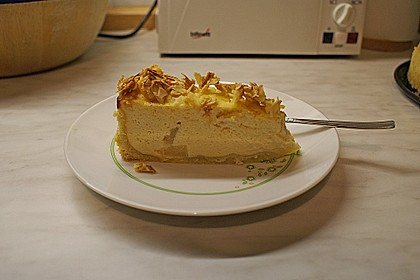 Birnen - Karamell - Käsekuchen 40