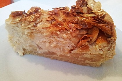 Birnen - Karamell - Käsekuchen 43