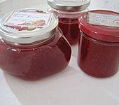 Erdbeerkonfitüre (Bild)