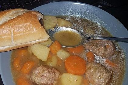 Hackfleisch - Kartoffel - Möhren - Eintopf 57