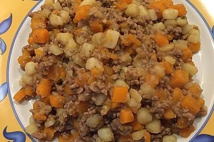 Hackfleisch - Kartoffel - Möhren - Eintopf 42