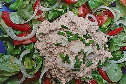Chrissis Thunfisch - Salat 1