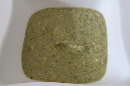 Kartoffel - Lauch - Suppe 3