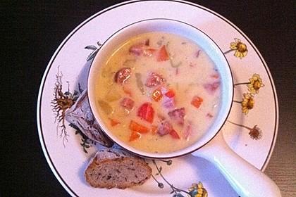 Cabanossi - Eintopf mit Kartoffeln und Käse 2