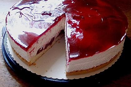Binchens Rote Grütze - Torte 1