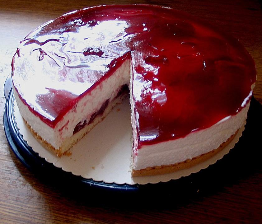 Binchens Rote Grutze Torte