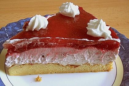 Binchens Rote Grütze - Torte 3