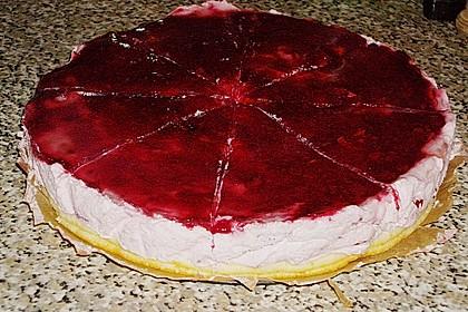Binchens Rote Grütze - Torte 4