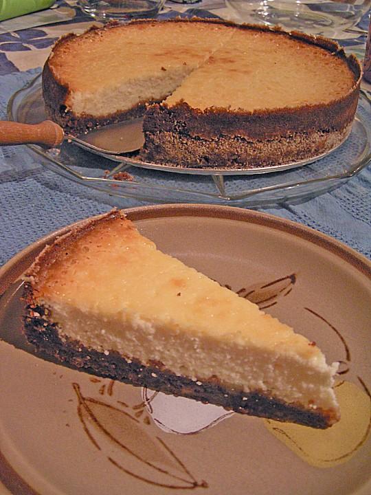 Ricotta Torte Ein Gutes Rezept Chefkoch De