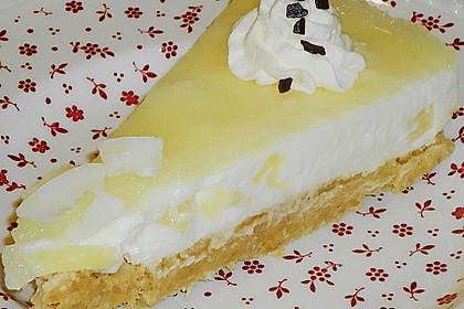 Pina Colada - Torte 1