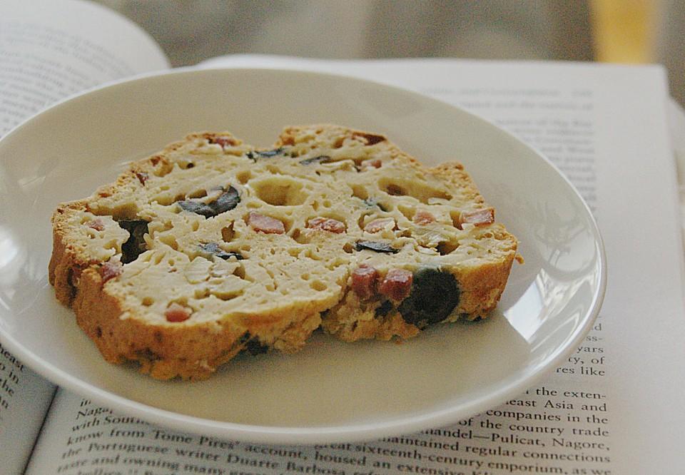 Oliven Schinken Kuchen Von Gina1979 Chefkoch De