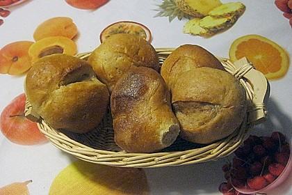 Verbessertes Brötchen oder Baguette Rezept 20