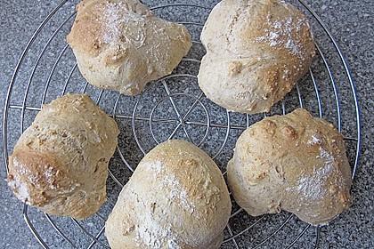 Verbessertes Brötchen oder Baguette Rezept 16