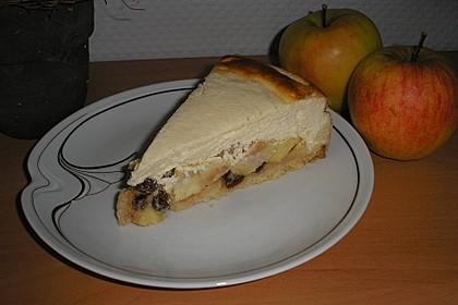 Bratapfel - Käsekuchen 19