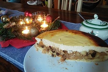 Bratapfel - Käsekuchen 5