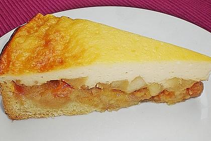 Bratapfel - Käsekuchen 14