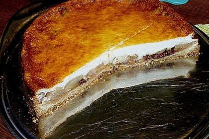 Bratapfel - Käsekuchen 7