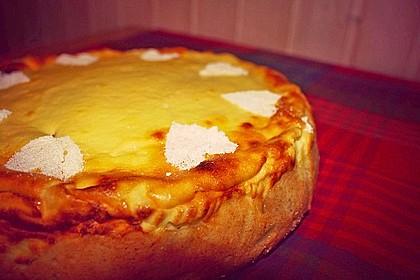 Bratapfel - Käsekuchen 12