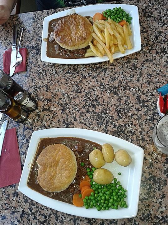 Steak and Guinness Pie von derRäuber | Chefkoch